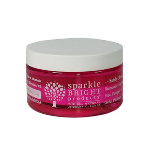 Sparkle Bright Jewelry Cleaner - 4oz. Liquid - Sparkle Bright Products