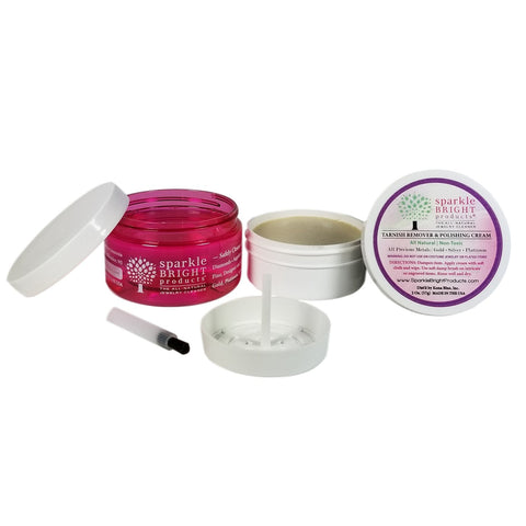 Sparkle Bright Jewelry Cleaner - Starter Kit - Sparkle Bright Products