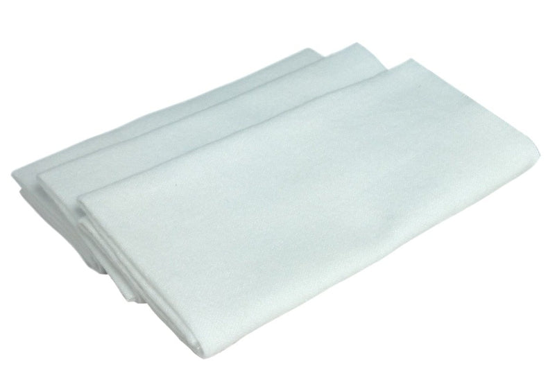 Sparkle Bright Products Jeweler's Polishing/Drying Cloth - Cotton Flannel (Pack of 3) - Sparkle Bright Products