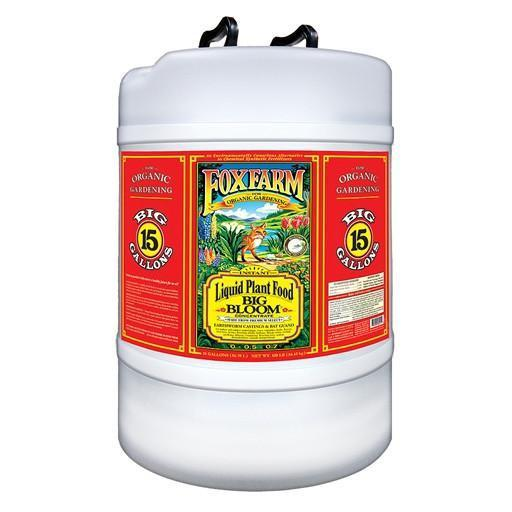 FoxFarm Big Bloom Liquid Plant Food, 15 gal (SO Only)