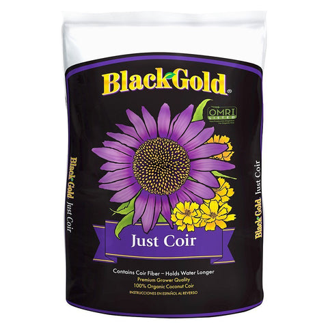 Black Gold Just Coir, 2 cu ft