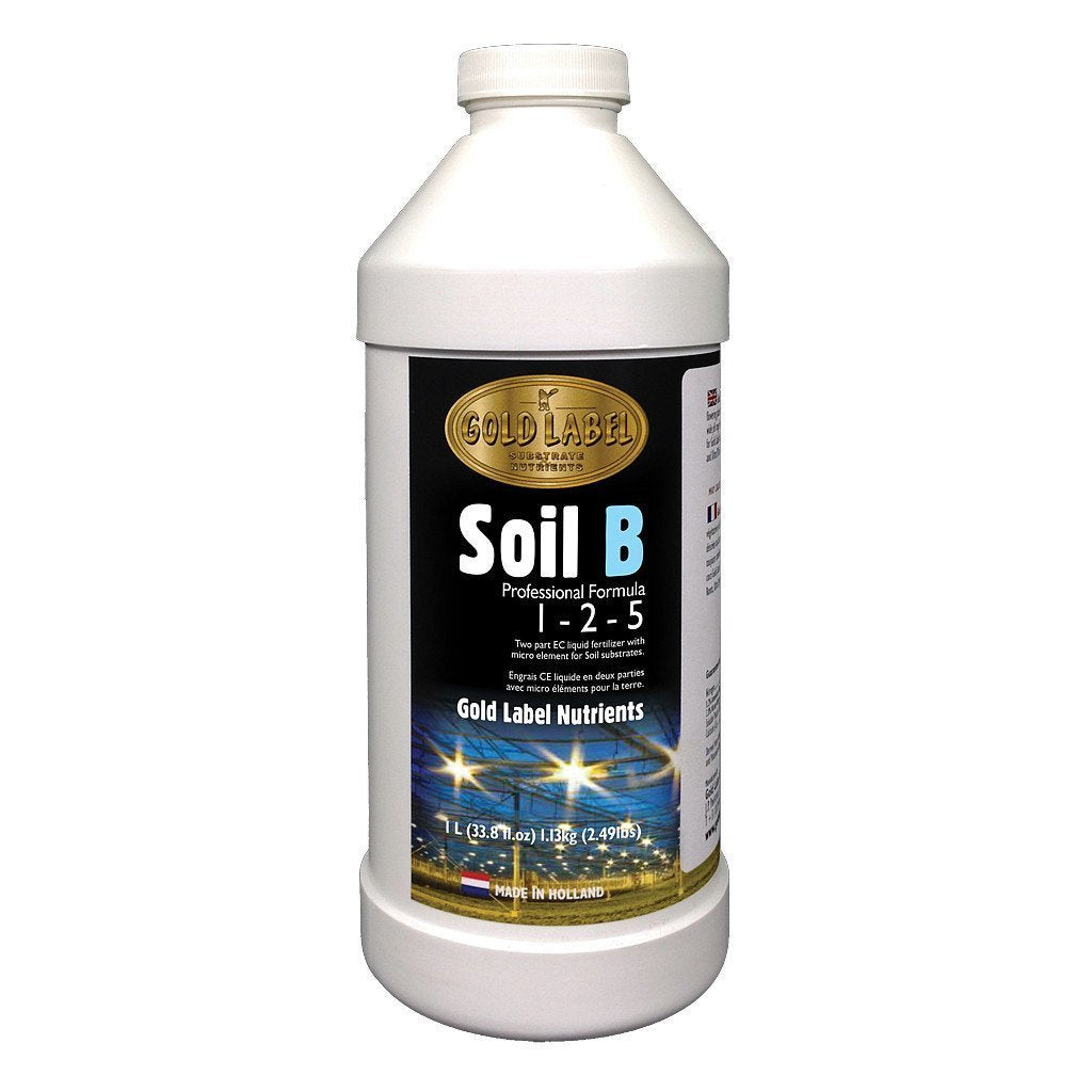 Gold Label Soil B, L