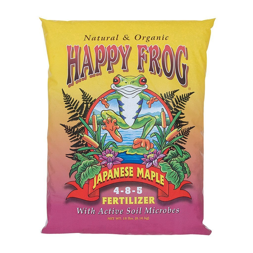 Happy Frog Japanese Maple, 18 lb