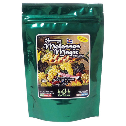 Key To Life Molasses Magic, 10 lb