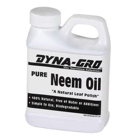 Dyna-Gro Pure Neem Oil Concentrate, 8 oz