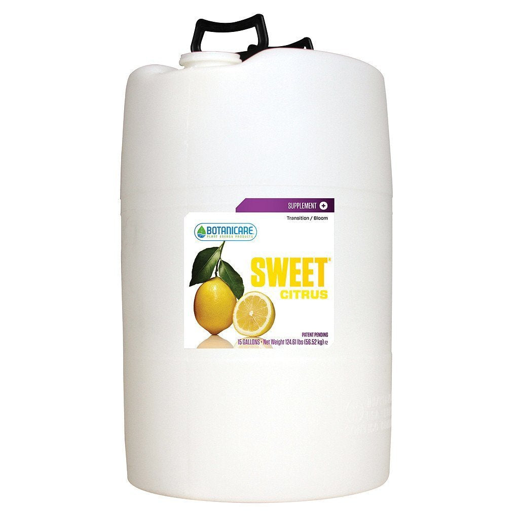 Botanicare Sweet Citrus, 15 gal (SO Only)