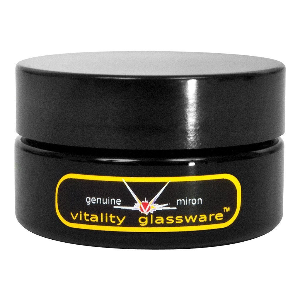 Violiv Super Wide-Mouth Capped Jar, 30 mL