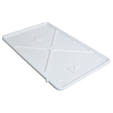 White LP Reservoir Lid, 40 gal