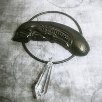 Alien Drone Xenomorph Sun Catcher Window Hanger
