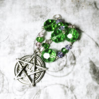 Tree Of Life Pentacle Sun Catcher
