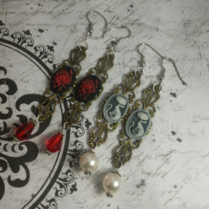 Victorian Elegance Filigree Earrings