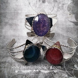 Sailor Moon Themed Steel Star Cuff 3 color choices
