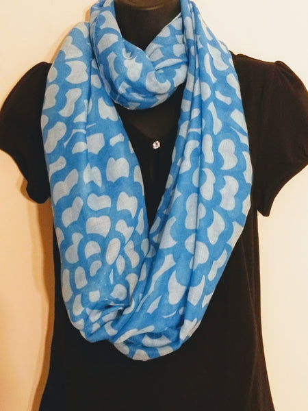All Seasons Infinity Scarves