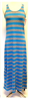 Mari Clare Stripe Maxi Dress