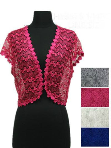 Cover-Up Fashion Shrug/Bolero Top