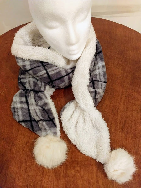 Super Soft & Fluffy Winter Scarves