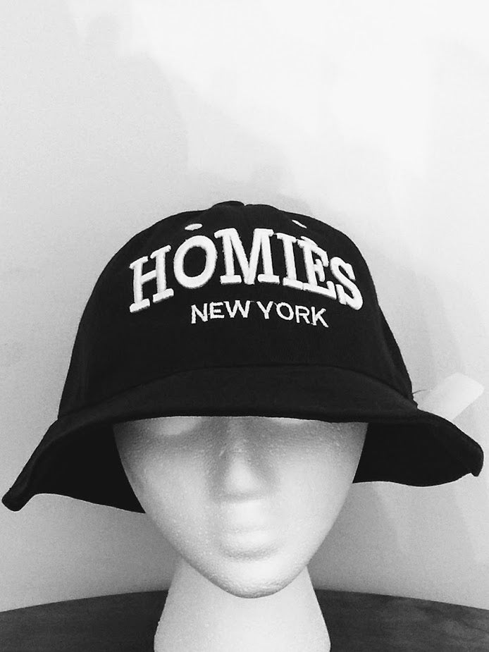 Homies New York Bucket Hat (Unisex)