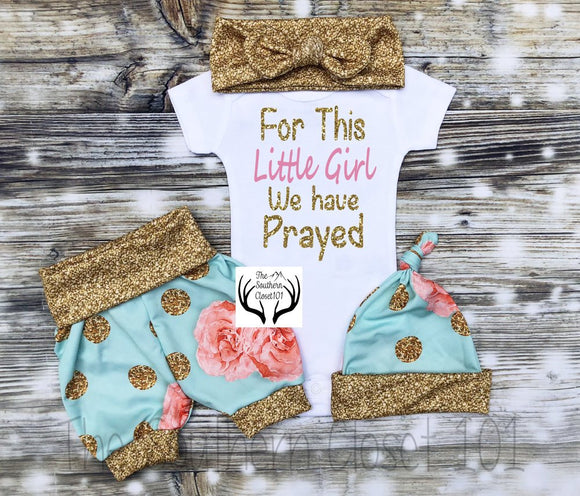 9b6ae69d3eec Baby Girl Coming Home Outfits