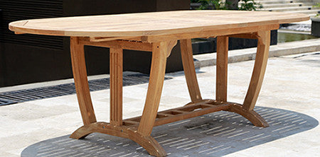 Beautiful and Durable Teak Dining Furniture