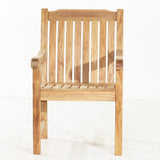 Deluxe Teak Arm chair