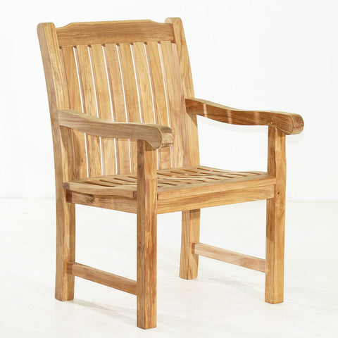 Beau Deluxe Teak Arm Chair