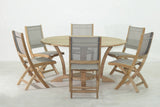Newport Table set 7 PC