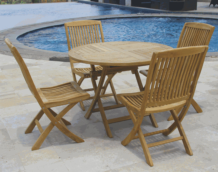 Cambria Folding Side Chair