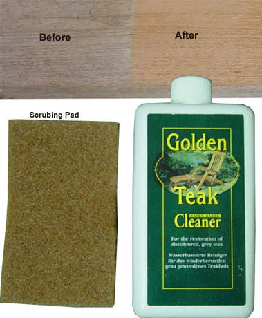 Teak Furniture Cleaner