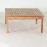 Teak Square Coffee Table