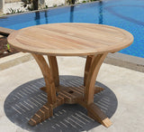 Deluxe Round Table 48""