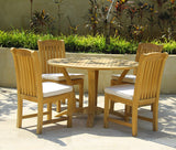 Deluxe Round Table Set