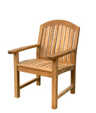 Glaser Teak  Arm Chair