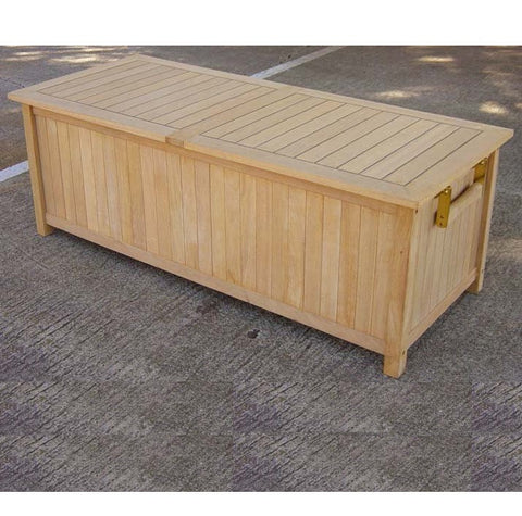 Roble Wood Storage Box