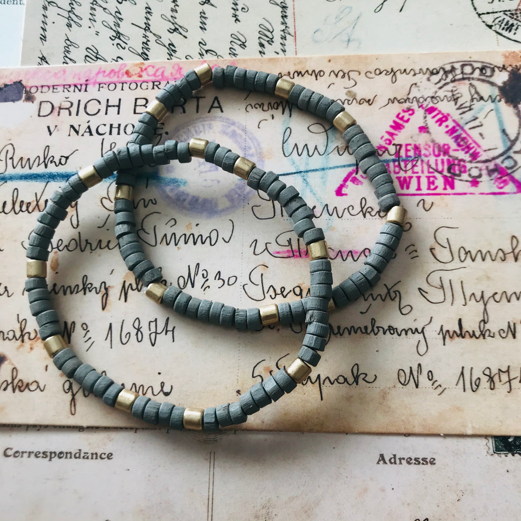 Duo Bracelet Taupe