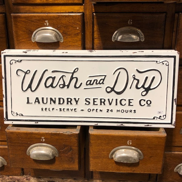 Wash and Dry- Laundry Service