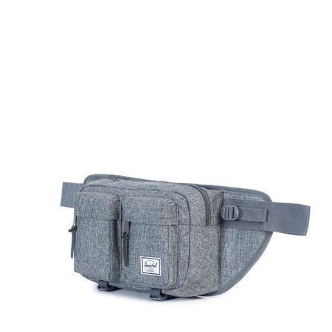(SALE) Herschel Supply Eighteen Waistbag (Charcoal)
