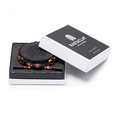 Rastaclat FLAMES Bracelet With Box