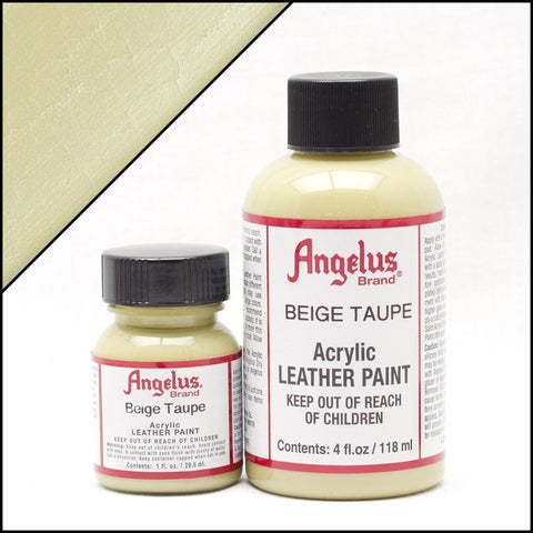 Angelus Leather Paint Beige Taupe