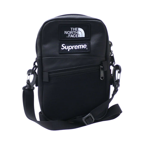 Supreme X North Face Leather Sling Bag