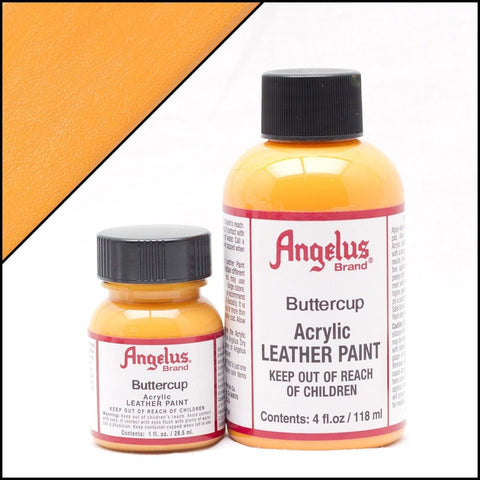 Angelus Leather Paint Buttercup