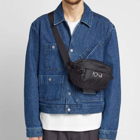Polar Skate & Co Cordura Waist Bag