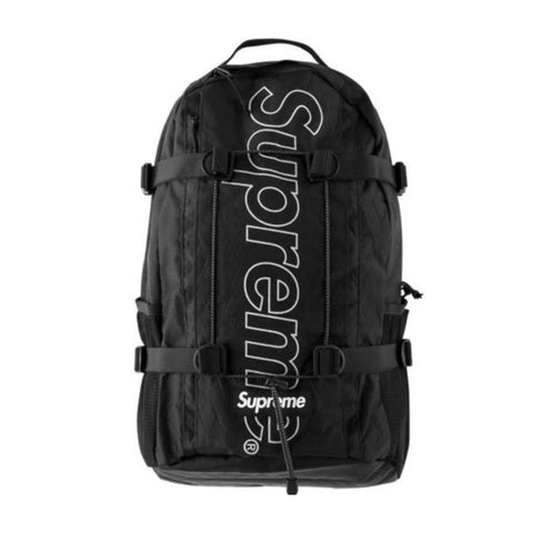 Supreme Backpack Black