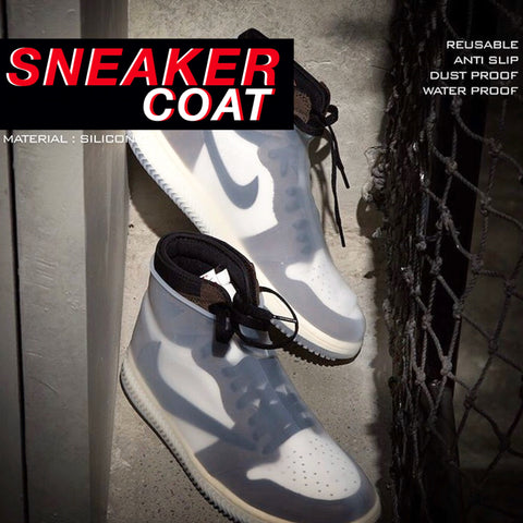 ORIGINALAB Sneaker Coat Frost White
