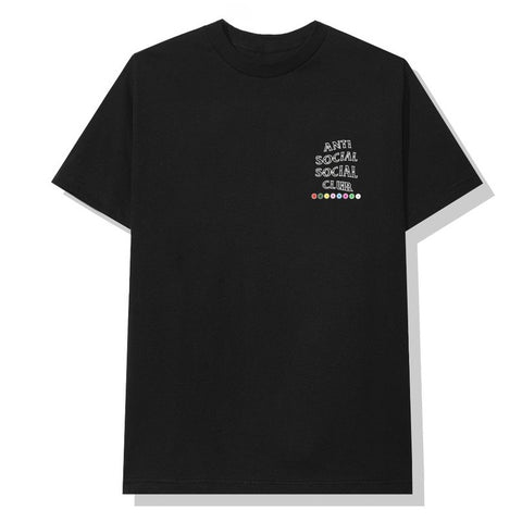 Anti Social Social Club Up To You Black Tee