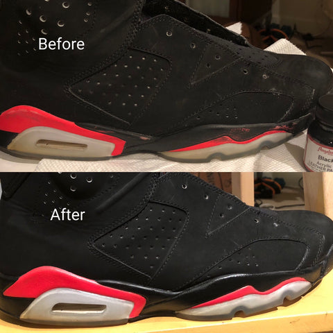 Angelus Leather Paint Collector Edition Infrared 2014