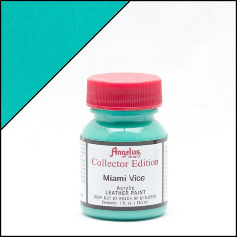 Angelus Leather Paint Collector Edition Miami Vice