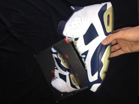 Angelus Leather Paint Collector Edition Mid-Navy 8