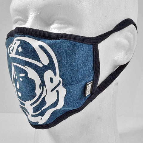 Billionaire Boys Club BB Denim Helmet Face Mask