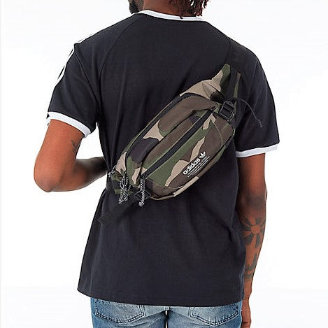Adidas Originals Utility Sling Bag Camo