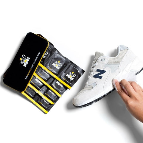 Crep Protect Shoe Cleaning Wipes 12 packs